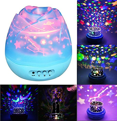 Buy the Moon Star Projector Light as a Child's Favorite ...