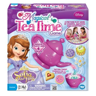 Cool Tea Time Toys for Girls